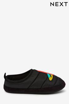 Boys Slippers   Mule Slippers \u0026 Sliders