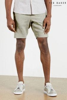 Ted Baker Dewwy Linen Drawstring Shorts