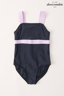 Abercrombie & Fitch Navy Swimsuit