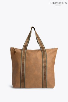 Ilse Jacobsen Hornbk Brown Shoulder Bag