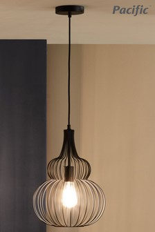 Pacific Lifestyle Asilah Wire Ceiling Pendant Light
