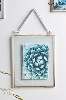 Cox & Cox Delicate Hanging Glass Frame
