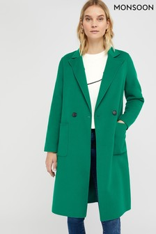 Monsoon Rachel Midi Coat