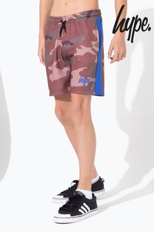 Hype. Northern Camo Kids Shorts