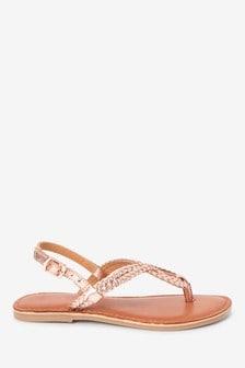 Toe Rope Sandals (Older)