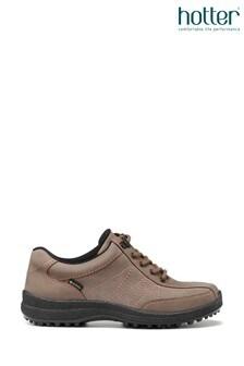 Hotter Mink Mist GTX Lace-Up Shoes