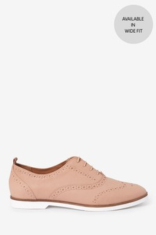 EVA Leather Brogues