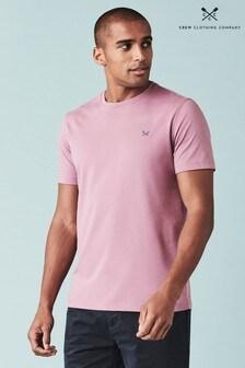Crew Clothing Purple Crew Classic T-Shirt