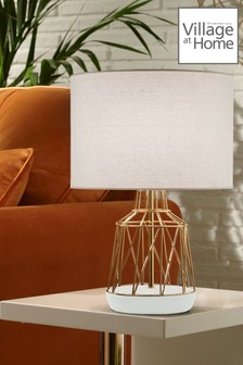 Macraron Table Lamp by Village At Home