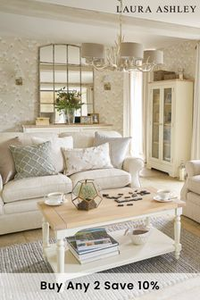 Dorset White Coffee Table