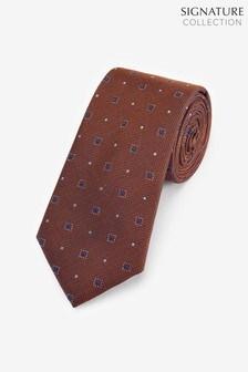 Geometric Signature Tie