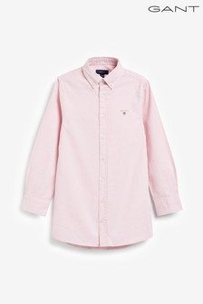 GANT Pink Archive Oxford Button Down Shirt