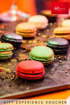 Champagne And Mini Macaroons For Two At Cake Boy Gift Experience by Virgin Experience Days