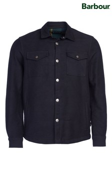 Barbour® Black Carrbridge Overshirt