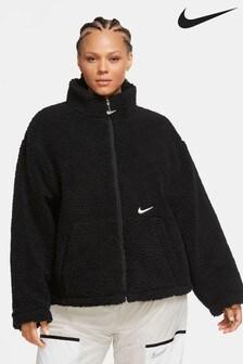 Nike Swoosh Sherpa Jacket