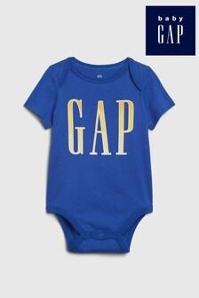 Gap Baby Ombre Logo Bodysuit