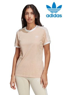 adidas Originals 3 Stripe T-Shirt