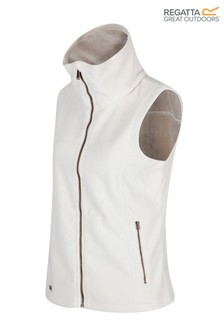 Regatta Cream Bertina Fleece Body Warmer