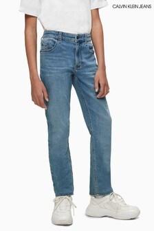 Calvin Klein Blue Slim Fit Dawn Jeans
