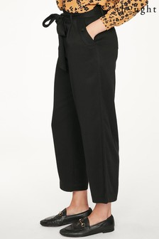 Thought Black Tunbridge Culottes
