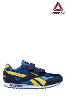 Reebok Navy/Yellow Trainers
