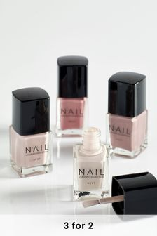 Set of 4 12ml Nail Polish