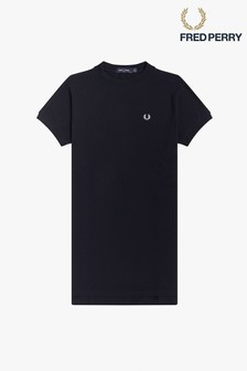 Fred Perry Pique Dress