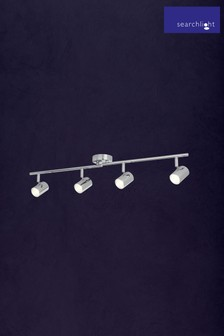 Mearns Dimmer 4 Light Cylinder by Searchlight