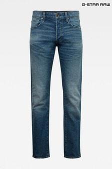 G-Star 3301 Straight Stretch Denim Jeans