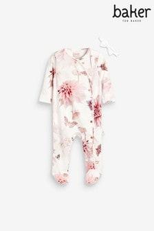 Baker by Ted Baker Floral Sleepsuit