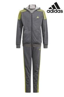 adidas Grey Tracksuit