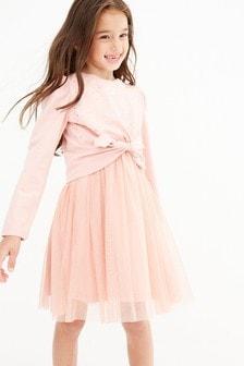 Sequin Mesh Dress (3-12yrs)