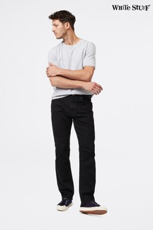 White Stuff Davis Straight Zip Fly Jeans