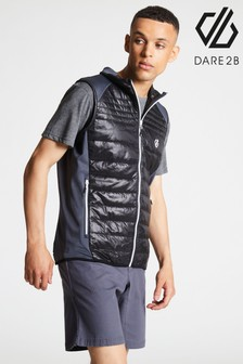 Dare 2b Black Mountfusion Baffle Vest