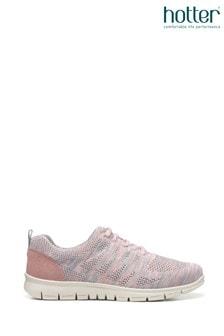 Hotter Nova Lace Up Active Shoes