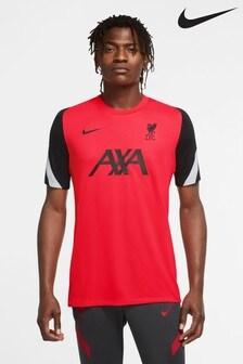 Nike Red Liverpool Strike T-Shirt