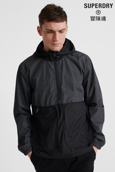 Superdry Packaway Overhead Cagoule Jacket