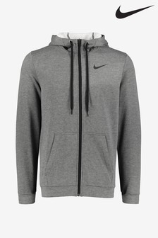 Nike Dri-FIT Fleece Zip Through Hoody