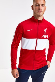 Nike Red Liverpool FC Track Top