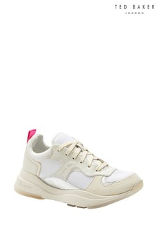 Ted Baker White Chunky Trainers