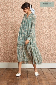 Morris & Co. Tiered Dress