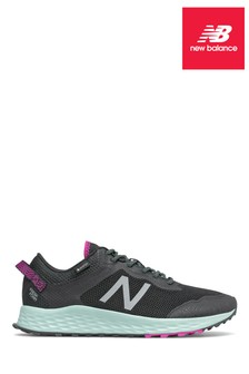 New Balance Black Arishi Trail Trainers