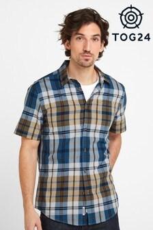 Tog 24 Wickley Mens Check Shirt