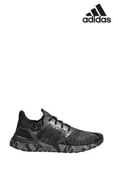 adidas Run Black UltraBoost 20 ST Trainers