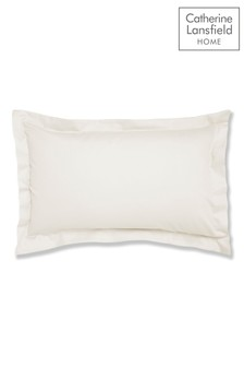 Set of 2 500 Thread Count Easy Care Pillowcases by Catherine Lansfield