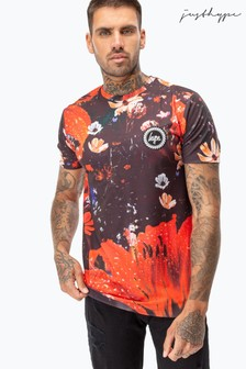 Hype. Floral Storm Men's T-Shirt