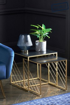 Linear Nest Of 2 Tables