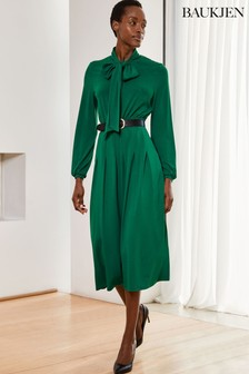 Baukjen Green Cosette Dress