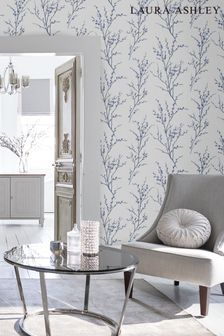 Laura Ashley Pussy Willow Wallpaper