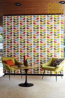Orla Kiely Multi Stem Wallpaper